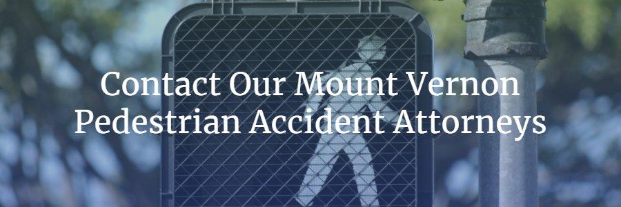 Mount Vernon walking accident attorneys